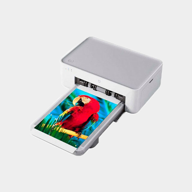 تصویر پرینتر چاپ عکس بی سیم قابل حمل شیائومی مدل ZPDYJ01HT