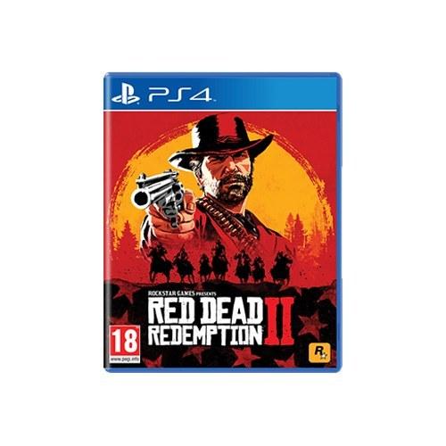 تصویر Red Dead Redemption 2 - PS4