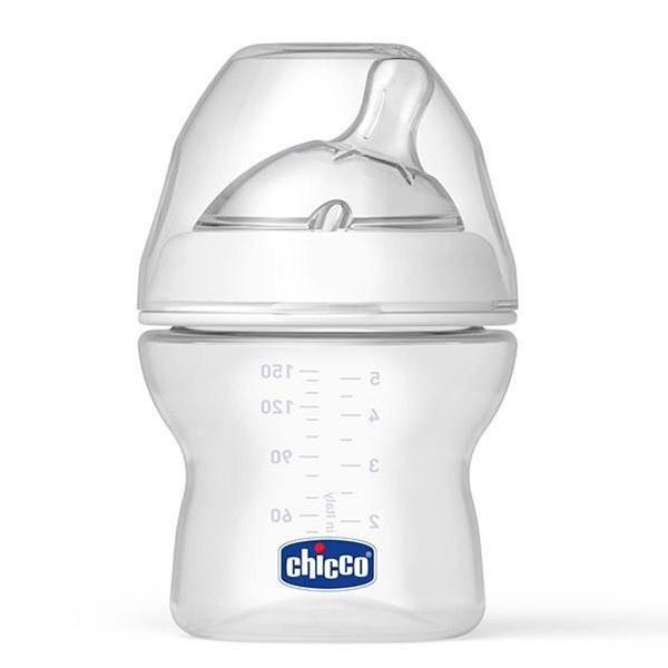 شیشه شیر پلاستیکی چیکو مدل Step up new  