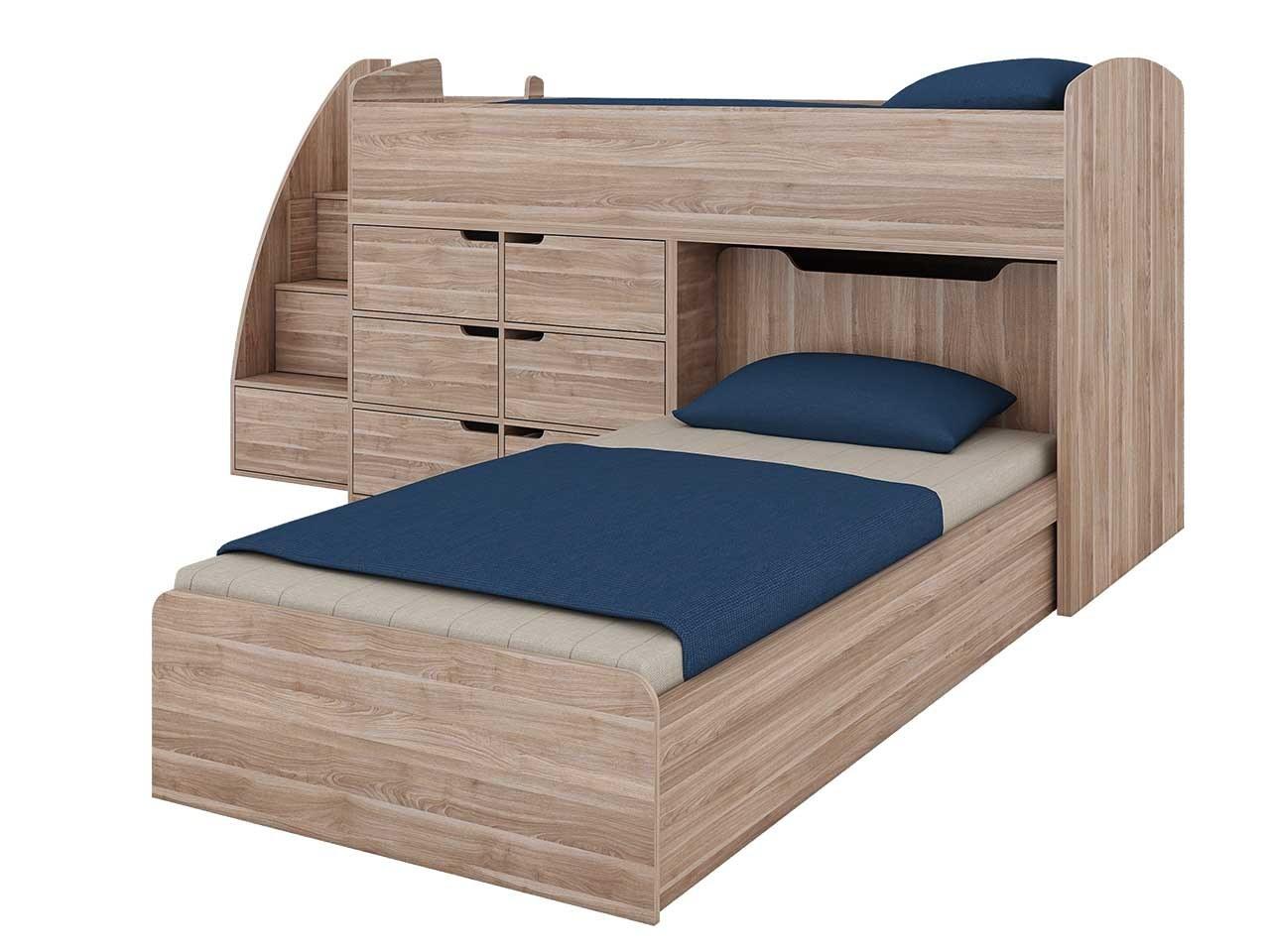 عکس تخت خواب دو طبقه BT 703  تخت-خواب-دو-طبقه-bt-703