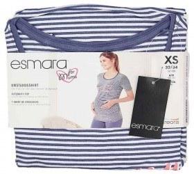 تصویر تی شرت راحتی زنانه مخصوص بارداری ESMARA