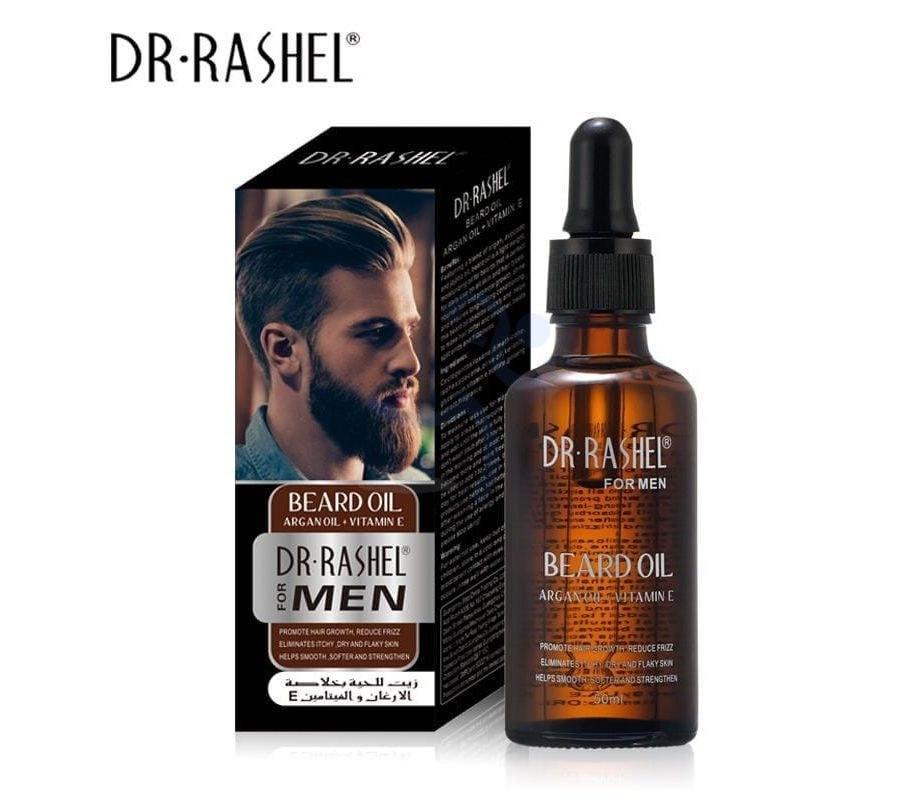 تصویر محلول رشد سریع موی ریش دکتر راشل