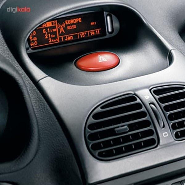عکس خودرو پژو 206 تیپ 6 اتوماتیک سال 1395 Peugeot 206 Trim 6 1395 AT خودرو-پژو-206-تیپ-6-اتوماتیک-سال-1395 31