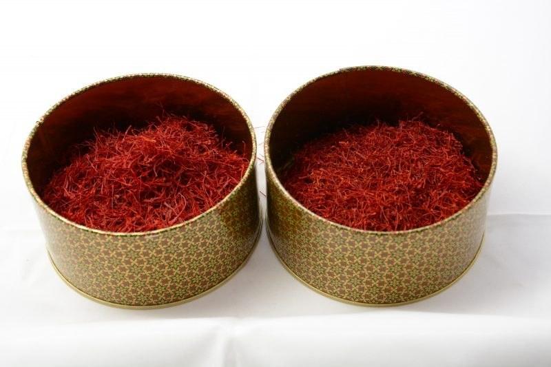 تصویر زعفران سرگل ممتاز قائنات 1000 گرمی