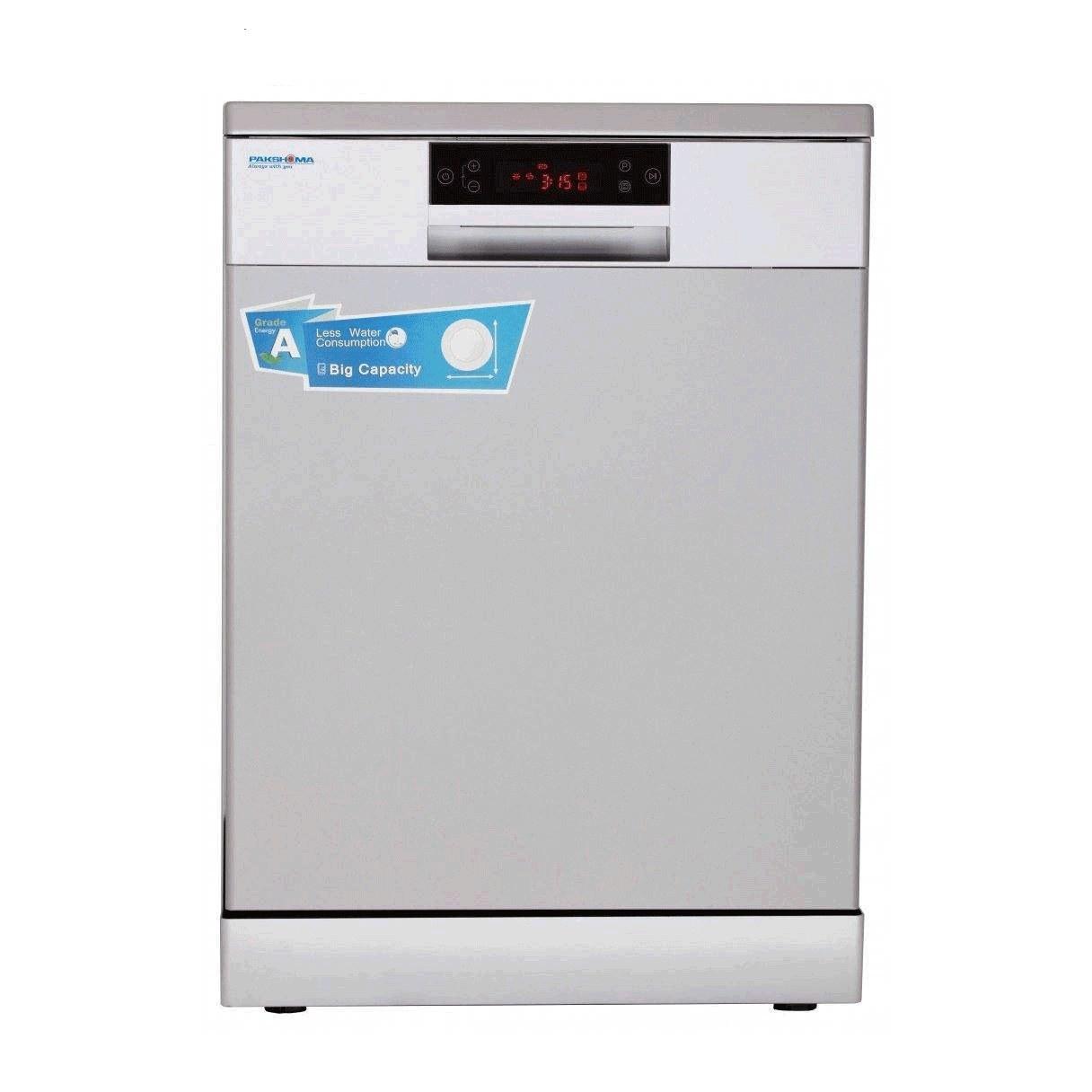 عکس ماشین ظرفشویی ایستاده پاکشوما Pakshoma MDF-14302 ماشین-ظرفشویی-ایستاده-پاکشوما