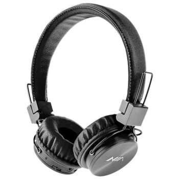 عکس هدفون بی سیم نیا مدل X2 NEW NIA X2 NEW Wireless Headphones هدفون-بی-سیم-نیا-مدل-x2-new