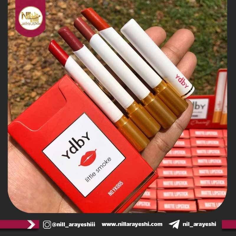 تصویر رژ سیگاری YdbY سرطلایی | فروش عمده