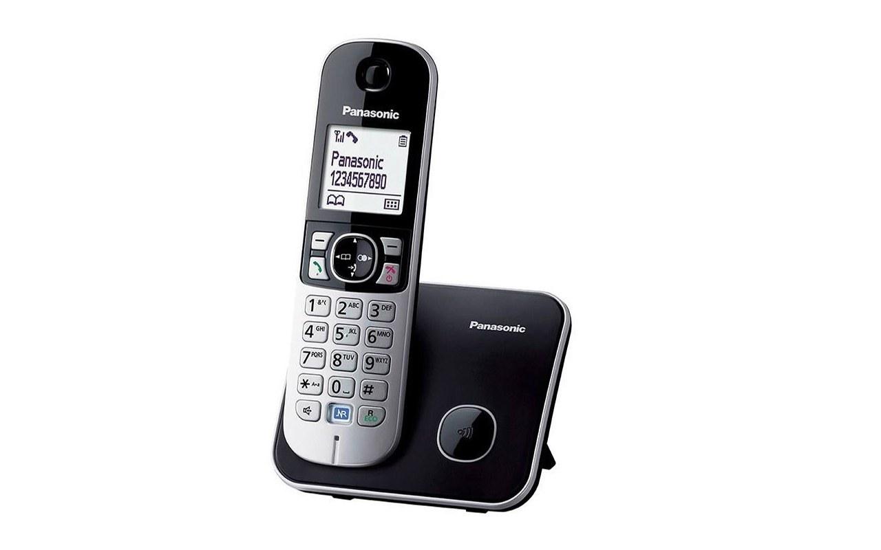 تصویر تلفن بی سیم پاناسونیک مدل KX-TG6811 KX-TG6811