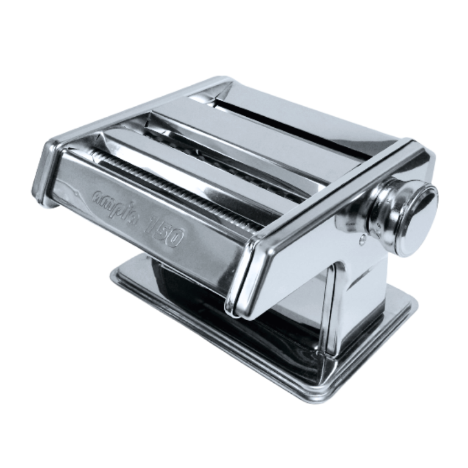تصویر دستگاه خمیر پهن کن و رشته کن دسینی مدل ampia-150
