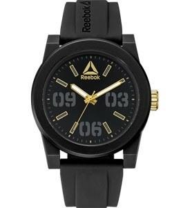 ساعت مچی آنالوگ ریبوک مدل Hook Black Red Watch