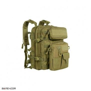 کوله پشتی سه تکه کوهنوردی 50 لیتر Three piece Hiking Backpack | Three piece Hiking Backpack