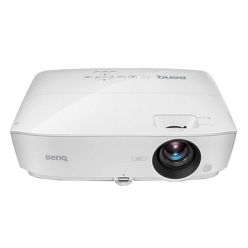 تصویر ویدئو پروژکتور بنکیو مدل MX535 با کیفیت تصویر HD