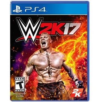 تصویر WWE 2K17 - PS4