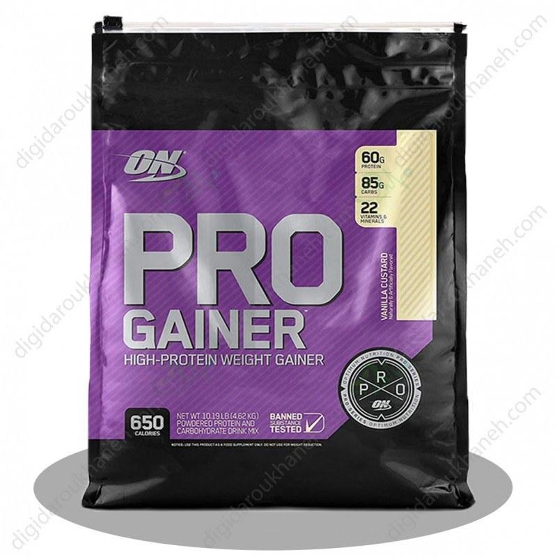 پرو گینر10 پوندی اپتیموم نوتریشن | Optimum Nutrition Pro Gainer 4.62 Kg