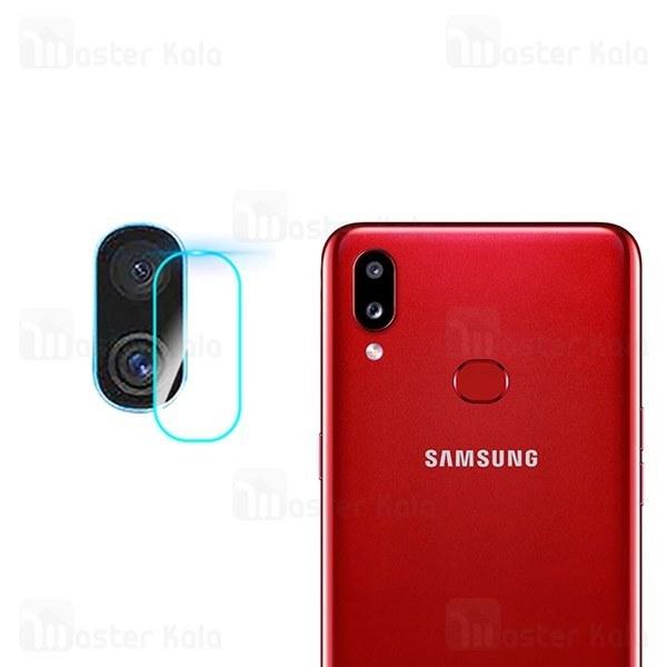 محافظ لنز دوربین شیشه ای موبایل سامسونگ Samsung Galaxy A10s / A107
