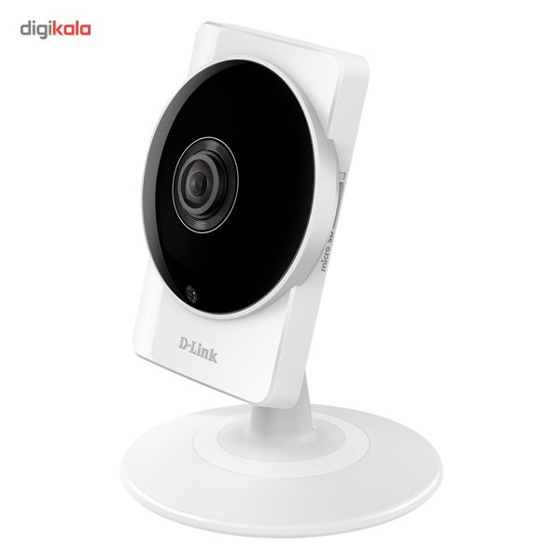 تصویر دوربین تحت شبکه دی-لینک مدل DCS-8200LH D-Link DCS-8200LH Network Camera