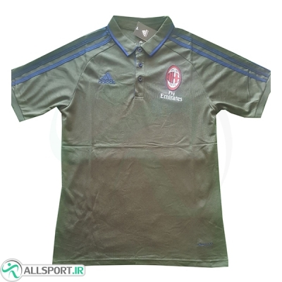 پلو شرت اث میلان Ac Milan Polo Shirt 2018-19 G |