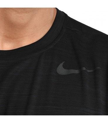 تیشرت مردانه نایک مشکی Nike Superset Top SS AJ8021-010