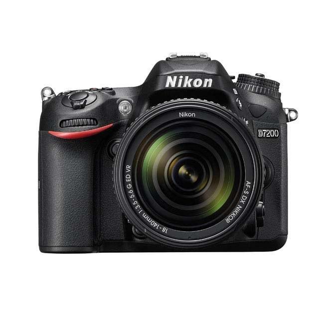 تصویر دوربین عکاسی DSLR نیکون Nikon DSLR Digital Camera D7200 24MP