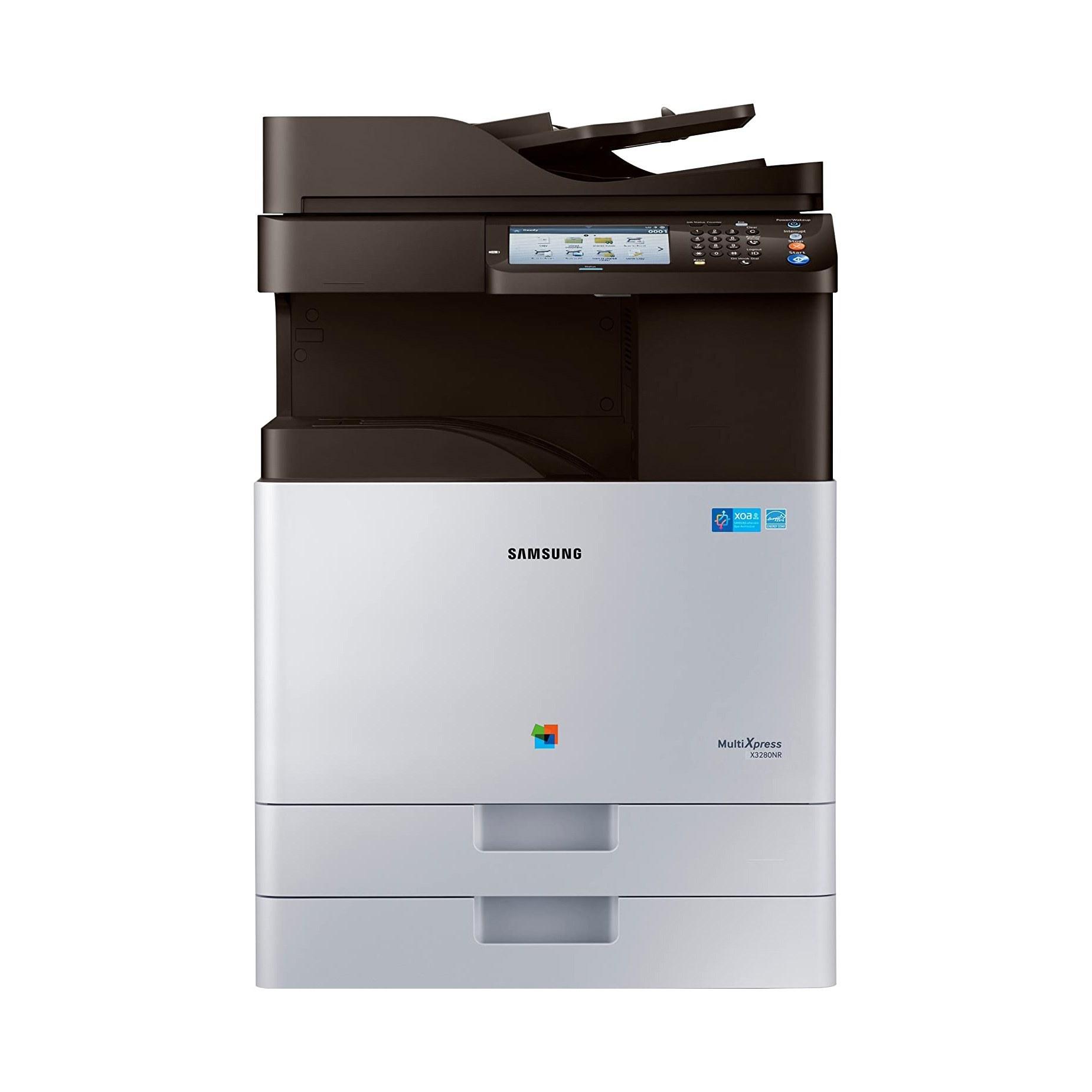 تصویر پرینتر چند کاره لیزری سامسونگ مدل SL-X3280NR Samsung MultiXpress SL-X3280NR Laser Printer