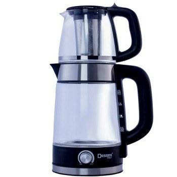 تصویر چای ساز دسینی مدل 7007 Dessini 7007 Tea Maker