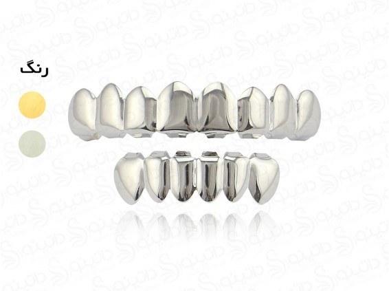 تصویر روکش دندان گریلز ولادیمیر 11818