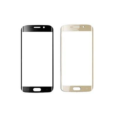 تصویر گلس تاچ و ال سی دی گوشی سامسونگ مدل Samsung Galaxy S6 Edge