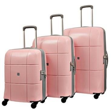 مجموعه سه عددي چمدان اکولاک مدل اطلس | Echolac Atlas Luggage Set of Three
