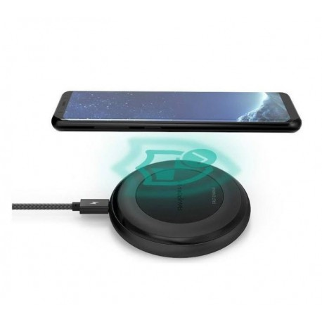main images RAVPower RP-PC058-2A-10w Wireless Charger - Black