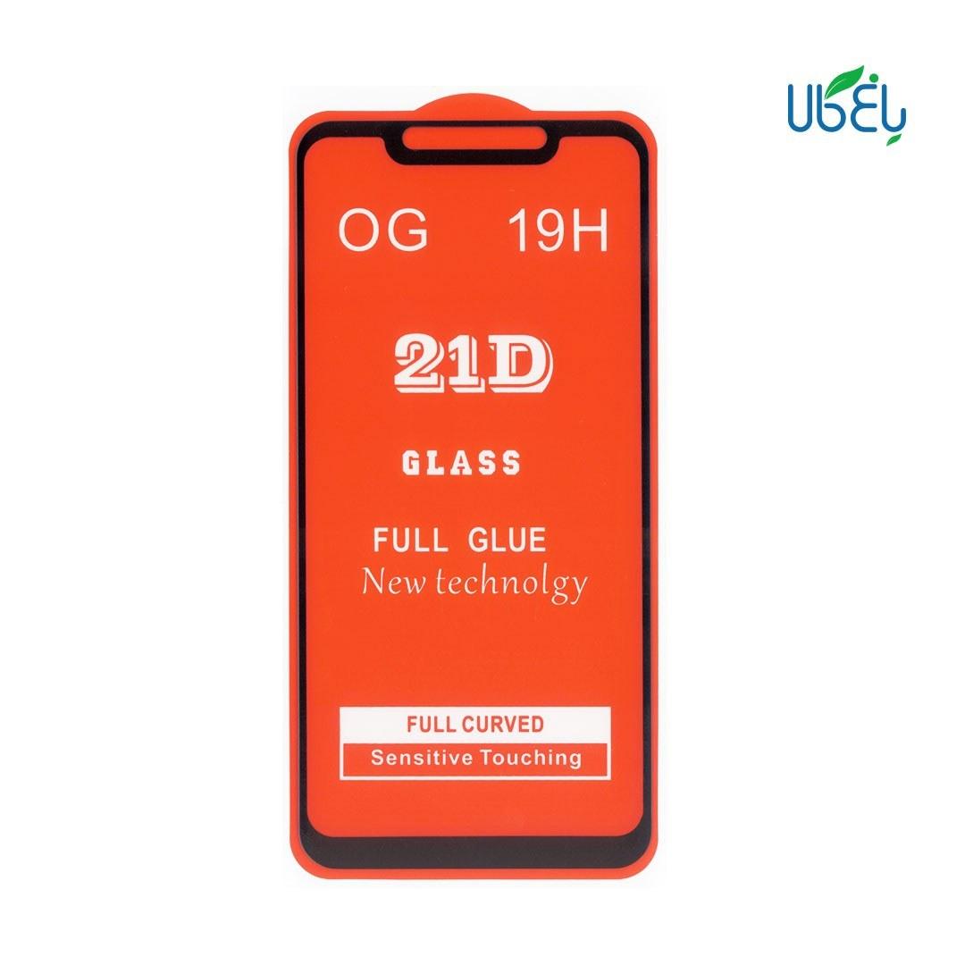 تصویر محافظ صفحه نمایش (گلس) فول مناسب گوشی اپل iphone 11 promax Glass Screen Protector For iphone 11 promax
