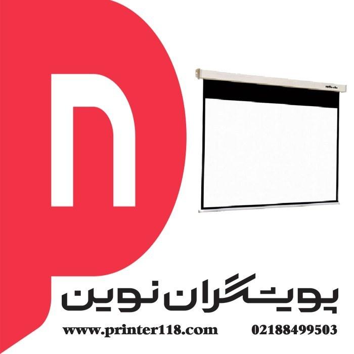 تصویر پرده نمایش برقی سایز 6*4 Screen projectors Electric 6*4