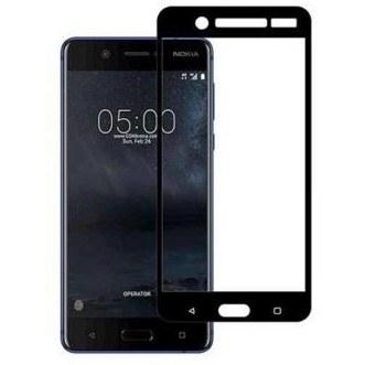 تصویر گلس محافظ تمام صفحه گوشی نوکیا 5 – Nokia 5 Nokia 5 Full Cover Glass Screen Protector