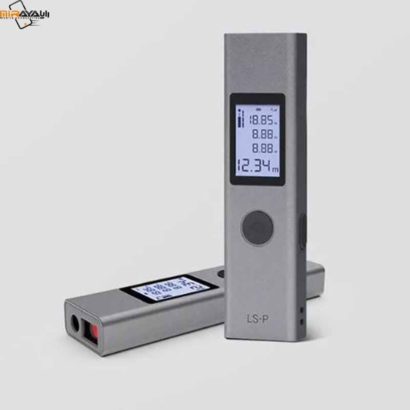 عکس متر لیزری DUKA شیائومی مدل LS-P Xiaomi DUKA laser meter LS-P متر-لیزری-duka-شیایومی-مدل-ls-p