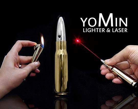 فندک لیزری YOMIN