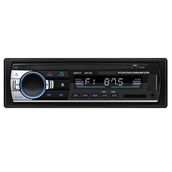 رادیوپخش بلوتوث دار خودرو مدل JSD-520