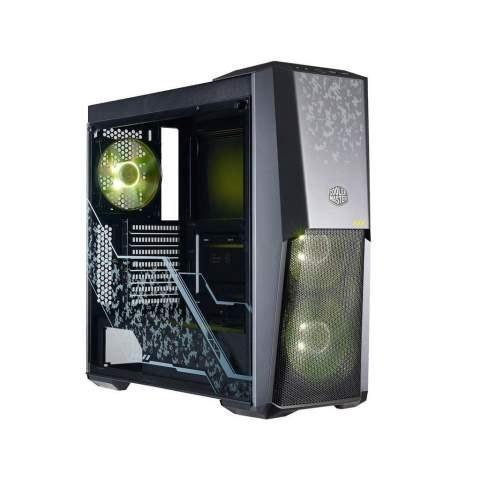 تصویر کیس کامپیوتر کولر مستر MasterBox MB500 TUF GAMING EDITION Cooler Master MasterBox MB500 TUF GAMING EDITION Computer Case