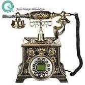 تصویر تلفن تزیینی سلطنتی آرنوس مدل  031E