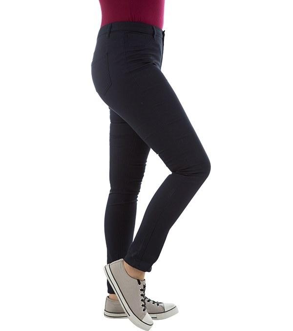 شلوار زنانه کتان جذب جین وست Jeanswest