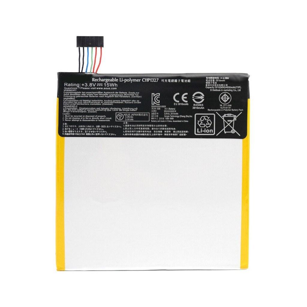 تصویر باتری اورجینال تبلت ایسوس مدل C11P1327 ظرفیت 3910 میلی آمپر ساعت Asus C11P1327 3910mAh Original Tablet Battery