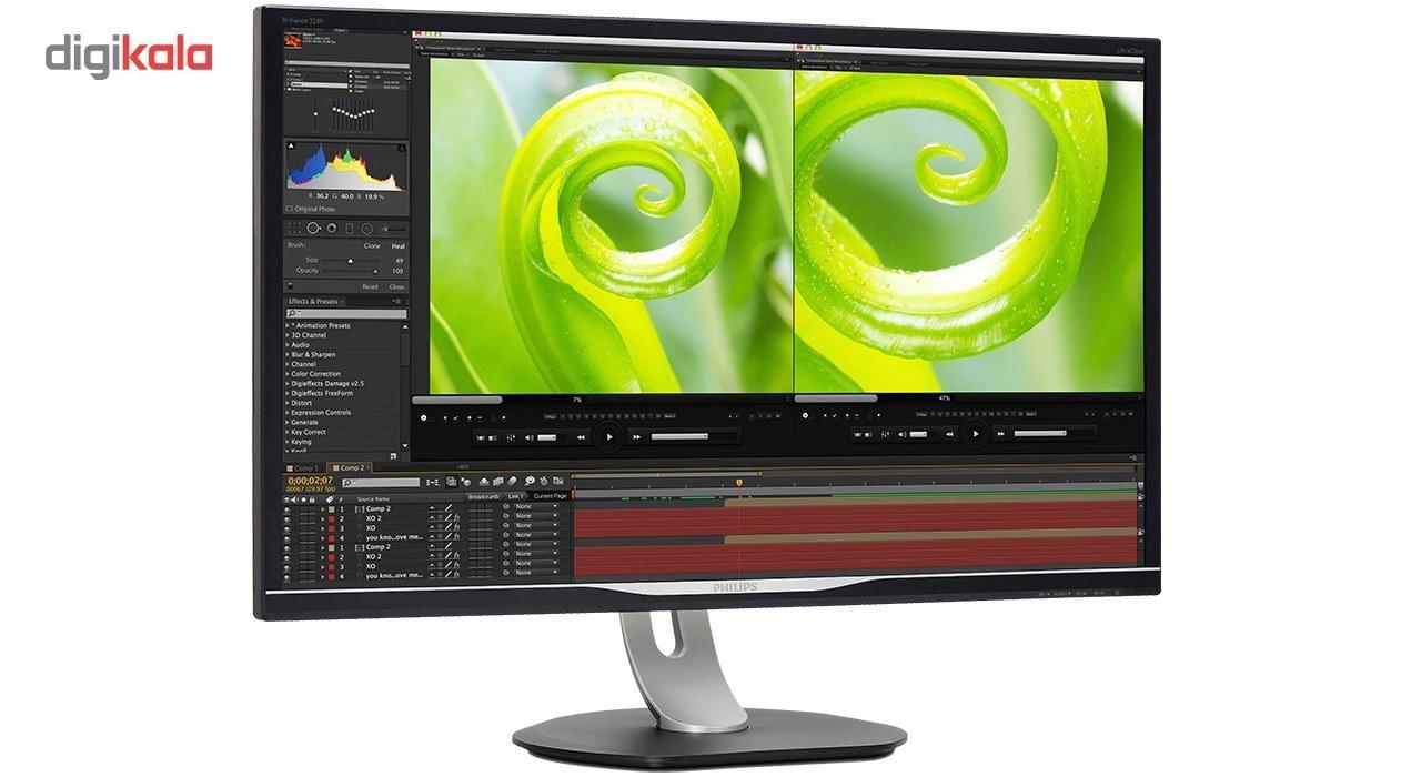 تصویر Monitor industrial 32 Inch Philips 328P6VJEB مانیتور صنعتی 4K فیلیپس سایز 32 اینچ 328P6VJEB