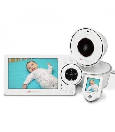 تصویر پیجر کودک پراجکت نرسری دو دوربین Project Nursery Baby Monitor