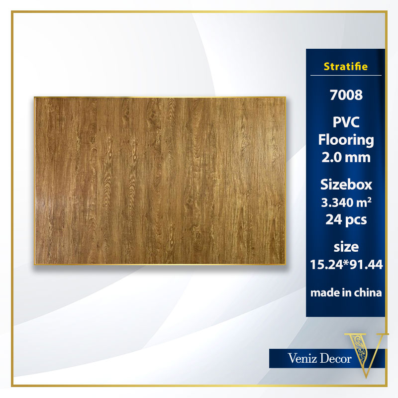 تصویر کفپوش PVC استراتیف کد: 7008