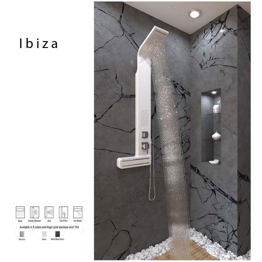 تصویر پنل دوش حمام Libra مدل IBIZA