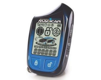 Magicar I130AS Car Security System | دزدگیر خودرو ماجیکار مدل I130AS