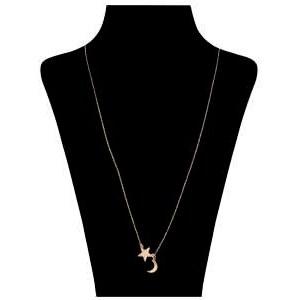 گردنبند طلا 18 عیار زنانه کد GBT01 |