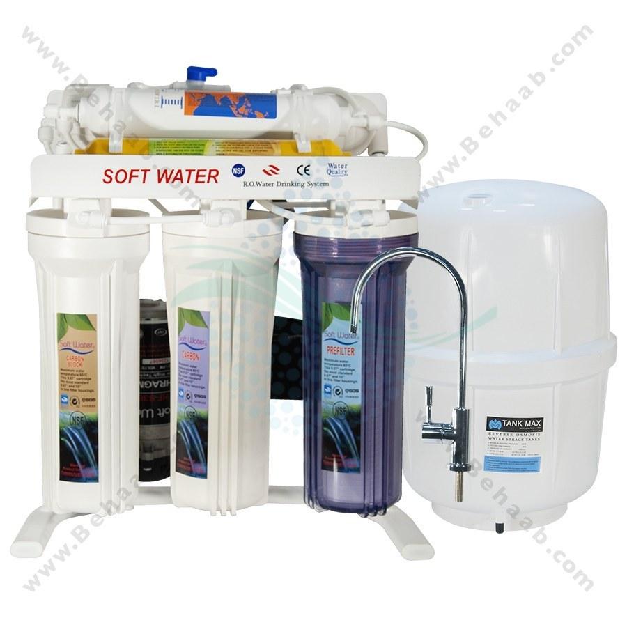 دستگاه تصفیه آب سافت واتر معصومی