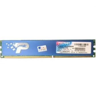 رم دسکتاپ DDR تک کاناله 400 مگاهرتز CL3 پتریوت مدل PSD1G400H ظرفیت 1 گیگابایت |