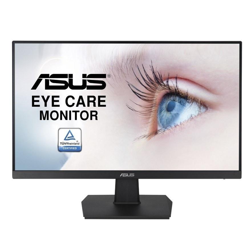 عکس مانیتور 27 اینچ ایسوس مدل VA27EHE مانیتور ایسوس VA27EHE 27Inch Full HD IPS Eye Care Monitor مانیتور-27-اینچ-ایسوس-مدل-va27ehe