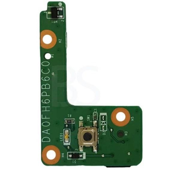 تصویر برد دکمه پاور لپ تاپ FUJITSU مدل AH532 مناسب مدل های :   A512 / A532 / A537
