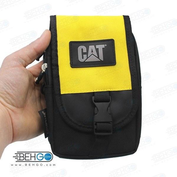 main images کیف موبایل ، لوازم و کیف پاور بانک مدل کت 2s کیف گردنی ،دوشی و کمری CAT 2s Mobile Accessories Bag